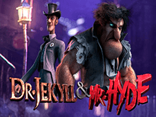 Игровой автомат Dr. Jekyll And Mr. Hyde онлайн с бонусами